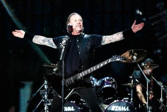 Metallica to Stream 2019 Rain-Soaked Show From Manchester