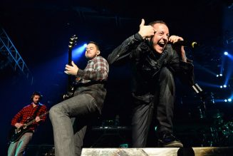Mike Shinoda Says Linkin Park Has Unreleased Material With Chester Bennington