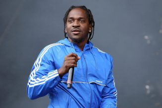My God: Pusha T And Virginia Williams Welcome Their First Child