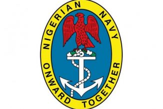 Navy seizes vessel, arrests five suspects for illegal bunkering in Akwa Ibom