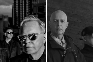 New Order and Pet Shop Boys Reschedule Co-Headlining Tour for 2021