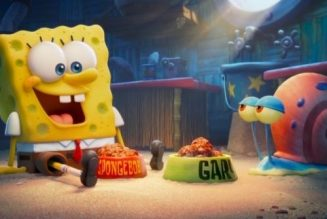 New SpongeBob SquarePants movie ditches theatrical release for streaming premiere