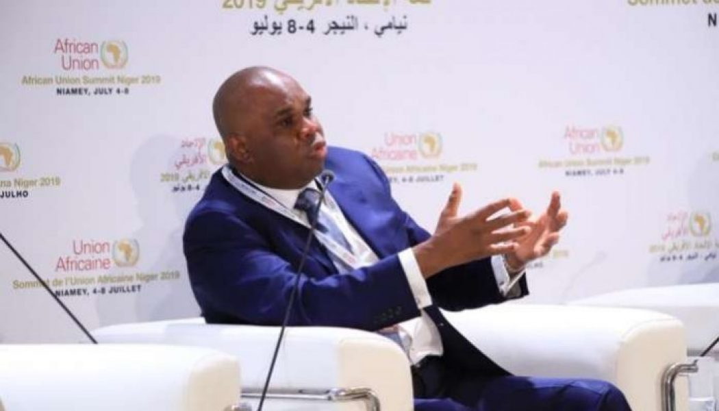 NiDCOM chief congratulates Benedict Oramah on his re-appointment as Afreximbank president