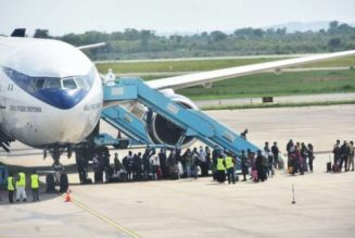 Nigeria evacuates 167 nationals from South Africa