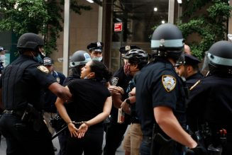 NYC Mayor Bill De Blasio's Daughter Arrested By NYPD For Protesting