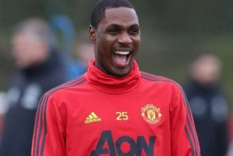 Ole Gunnar Solskjaer: Odion Ighalo brilliant on and off the pitch