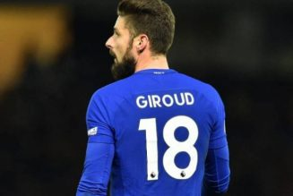 Olivier Giroud explains decision to extend Chelsea stay