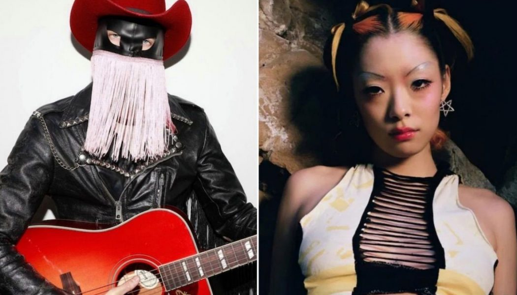 Orville Peck and Rina Sawayama Cover Pop Hits for Pride Month: Stream