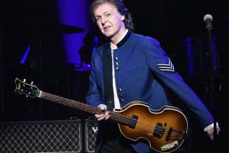 Paul McCartney on George Floyd Protests: 'Saying Nothing Is Not an Option'