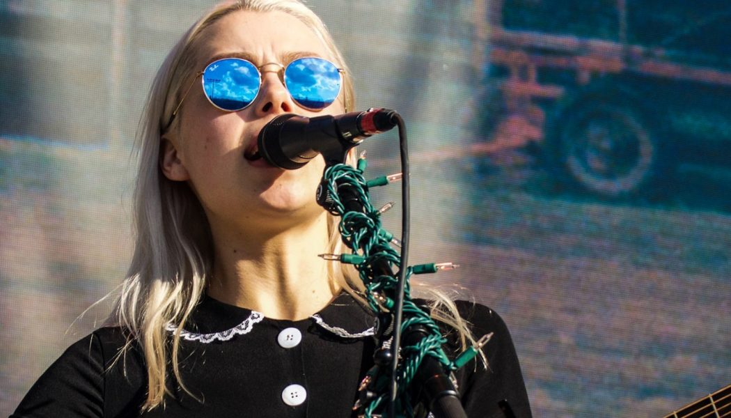 "Phoebe Bridgers Releases Proper Studio Recording of John Prine's ""Summer's End"": Stream"