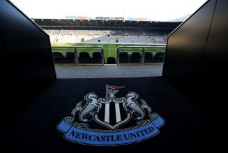 Player bids emotional farewell to Newcastle United on Twitter