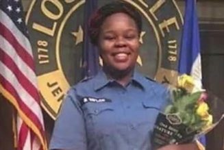 Police Report From The Night Breonna Taylor Was Murdered Is Almost Blank: Report