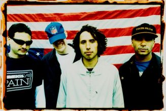 Rage Against the Machine See 62% Increase in Streams Amid Protests