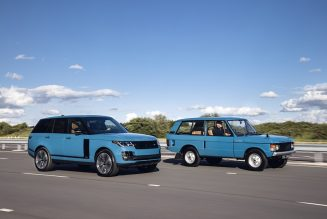 Range Rover Celebrates 50 Year Anniversary With Limited-Edition Vehicle