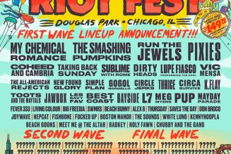 Riot Fest 2021 Lineup: My Chemical Romance, Smashing Pumpkins, Pixies, and Run the Jewels