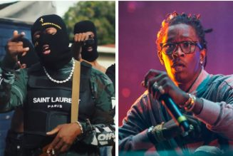 """RMR Teams Up with Young Thug for """"RASCAL"""" Remix: Stream"""