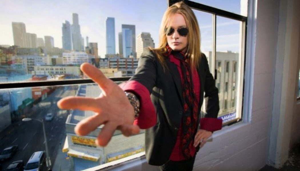 SEBASTIAN BACH: 'Only A Moron Would Vote For DONALD TRUMP This November'