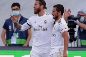 Sergio Ramos becomes LaLiga's all-time top scoring defender