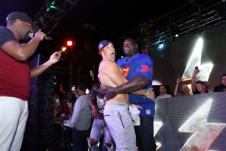 Shaquille O'Neal and Rob Gronkowski Announce Charity Livestream with Diplo, Steve Aoki, Carnage, and More