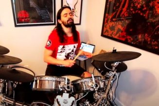 SLIPKNOT's JAY WEINBERG Records BRUCE SPRINGSTEEN Cover As 'Father's Day' Gift For His Dad