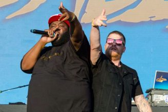 """Song of the Week: Run the Jewels' """"walking in the snow"""" Proves Tragically Prophetic"""