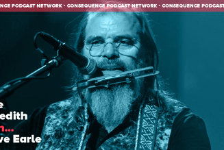 Steve Earle on Using Ghosts as a Writing Tool