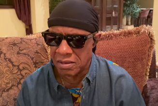 Stevie Wonder Denounces Racism & President Trump in Black Lives Matter Video: 'It's a Bad Day When I Can See Better Than Your 2020 Vision'
