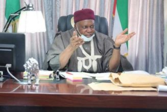 Taraba governor launches 100-bed capacity isolation centre