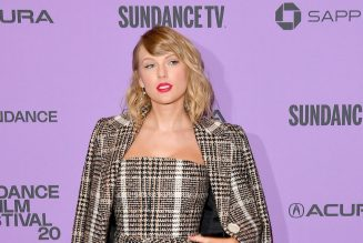 Taylor Swift Voices Support For Equality Act In Candid Stonewall Day Speech