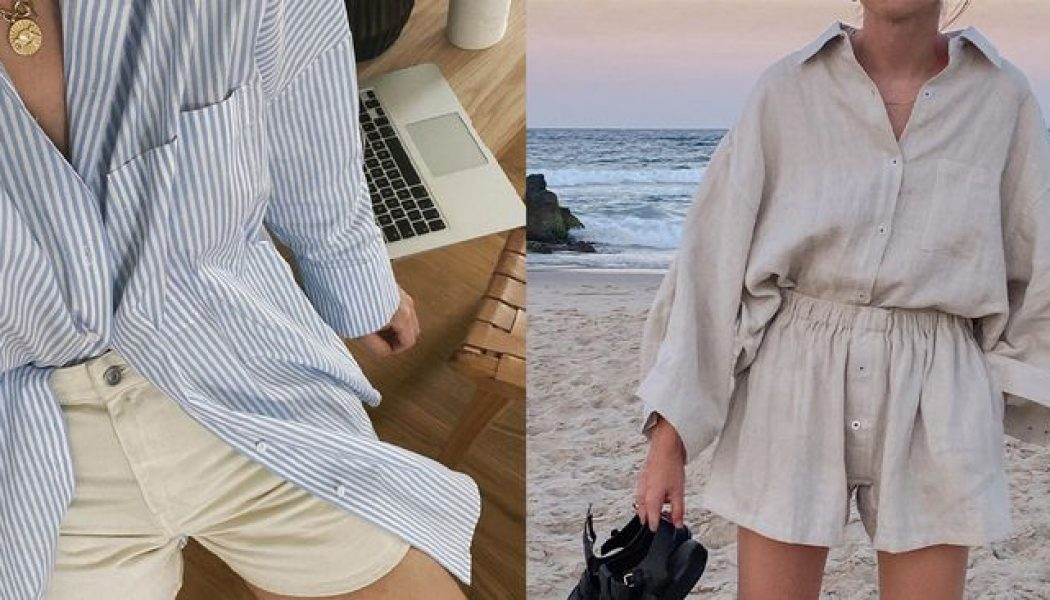 The 2-Piece Outfit Combo That Will See You Through Summer