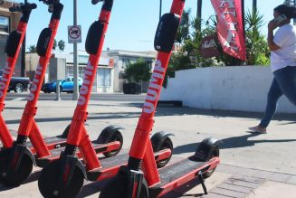 The ACLU is suing Los Angeles over its controversial scooter tracking system