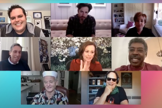 The Cast of Ghostbusters Reunite for Josh Gad's YouTube Show: Watch