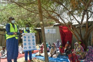 The Difficulties of Reaching Communities in Chad with COVID-19 Safety Messages