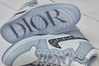 The Dior x Air Jordan 1 Collection Is All Kinds of Butter