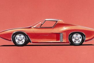 The Ford GT40-Based Road Car That Could Have Been