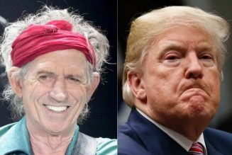 The Rolling Stones Threaten to Sue Donald Trump Over Unauthorized Use of Their Music