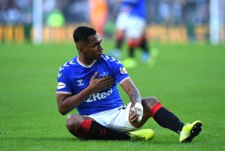 'This is a goodbye', 'Please stay' – Morelos' tweet has got some Rangers fans worried