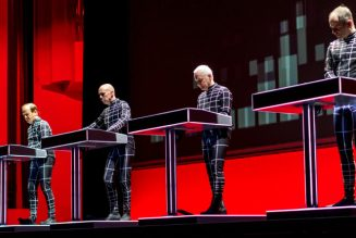 "Tidal and Amazon Music to Release ""First Time on Digital"" Kraftwerk Projects in Dolby Atmos"