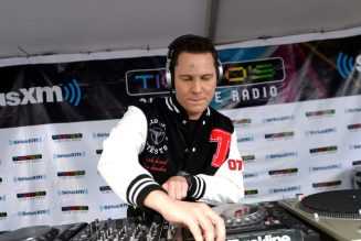 """Tiësto Drops Bouncy House Heater """"Tomorrow (feat. 433)"""""""
