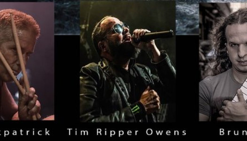 TIM 'RIPPER' OWENS Teams Up With TOURNIQUET's TED KIRKPATRICK For Cover Of ANDREW LLOYD WEBBER's 'Gethsemane'