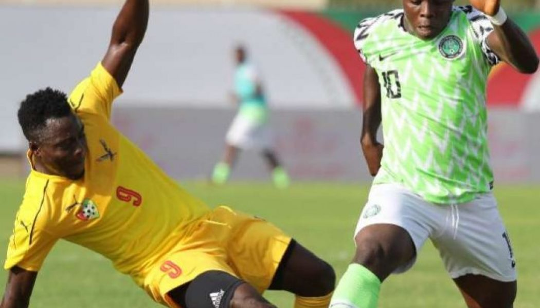 Togo pay tribute to Edem Koudagba after unexpected death