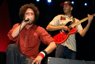 Tom Morello Celebrates 10th Anniversary of Rage Against the Machine's 'Victory Concert'