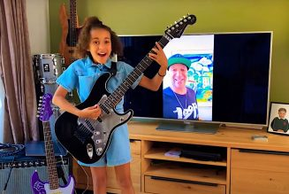 Tom Morello Gifts Signature Guitar to 10-Year-Old Girl Who Performed Viral Rage Against the Machine Cover