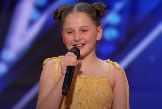 Watch This 12-Year-Old Nail Tones And I's 'Dance Monkey' During Her 'AGT' Audition