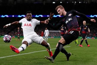 'What an embarrassing club' – Some Spurs fans left disappointed with Leipzig's jibe