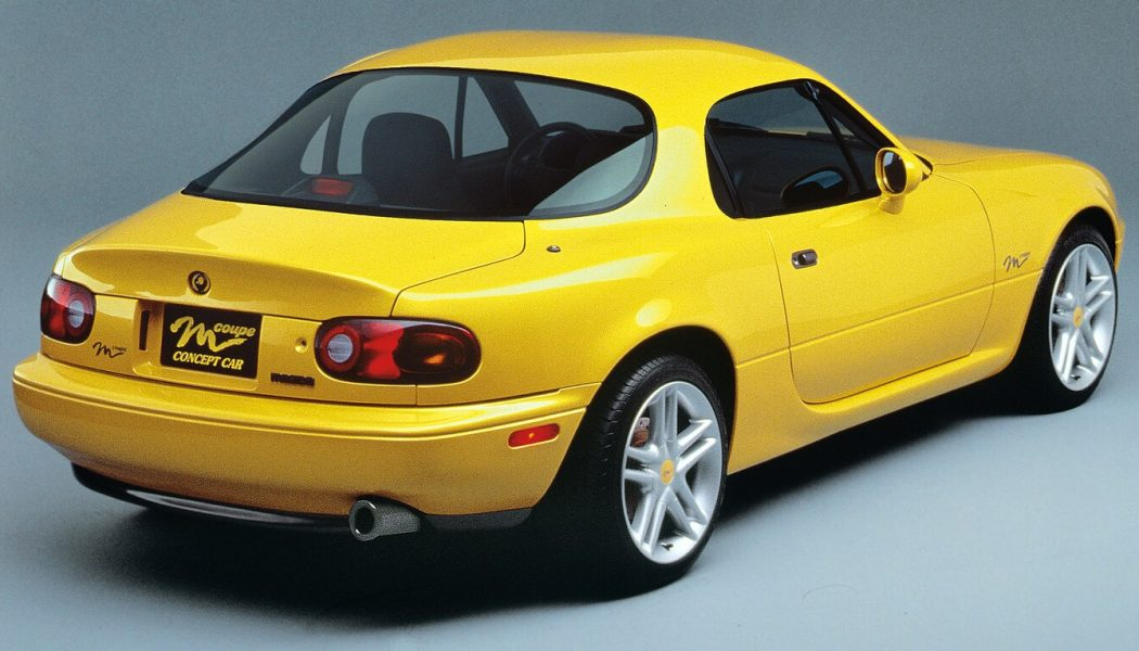 What If Mazda Built an MX-5 Miata Wagon? It'd Look Like This
