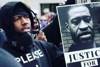 Why Nick Cannon 'Needed To See The People' In George Floyd's Minneapolis Community