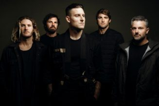 WINSTON MCCALL On New PARKWAY DRIVE Material: I'm 'Trying To Find A More Primal Connection To The Actual Music'