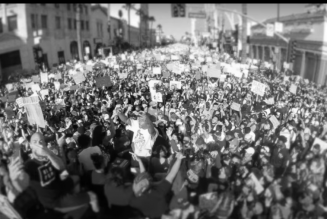 YG Releases Video for 'FTP' From Black Lives Matter Protest in Hollywood