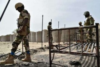 10 Nigerian soldiers shot dead by terrorists in Borno – report